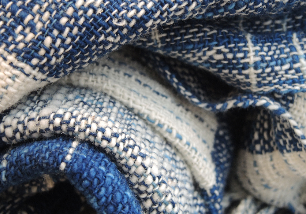 Faire Welt - Indigo cotton